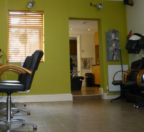 Hair salon shefford